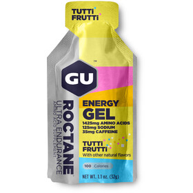 GU Energy Roctane Energy Gel Box 24x32g, Tutti Frutti